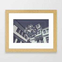 fig.1 Framed Art Print