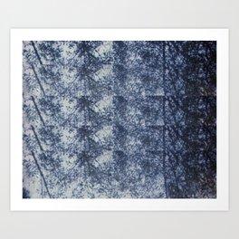 Experimental Photography#9 Art Print
