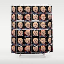 My Trump Fantasy Shower Curtain