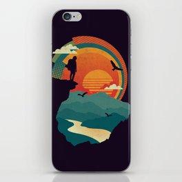 Cliffs Edge iPhone Skin