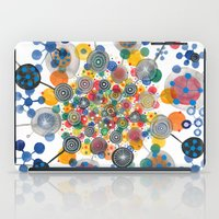 fireworks iPad Cases featuring Fireworks by Asja Boros