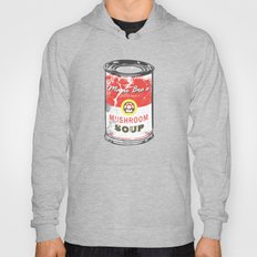 Mario Bro's Mushroom soup Hoody