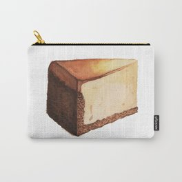 Cheesecake Slice Carry-All Pouch