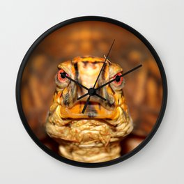 Flo the Turtle Wall Clock