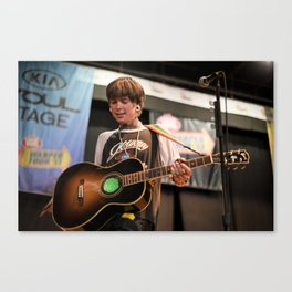 Christofer Drew | Never Shout Never Canvas Print