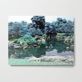 Blue Green Dreams (Japan) Metal Print