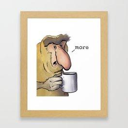 more... Framed Art Print