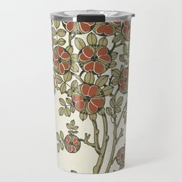 Ornate tree pattern Travel Mug