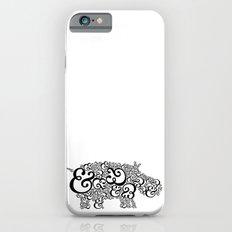 Ampersand Hippo iPhone 6s Slim Case