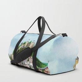 Lisboa landscape Duffle Bag