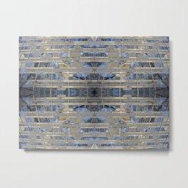 Synchronica geometry II Metal Print