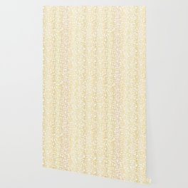 Luxe Gold Woven Burlap Texture Hand Drawn Vector Pattern Background Wallpaper