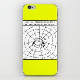 WEB BASED iPhone Skin