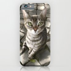 A Cat That I Once Knew iPhone 6s Slim Case