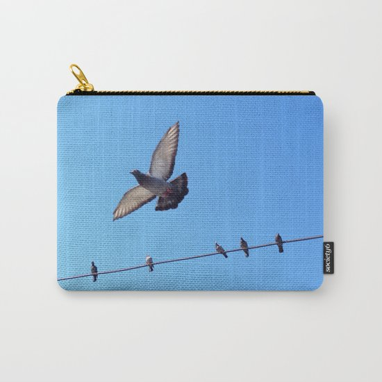 bird set free Carry-All Pouch