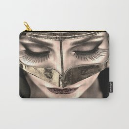 Neqab Portrait Carry-All Pouch
