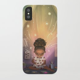 Creative Space iPhone Case