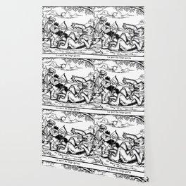 Werewolf Hunting medieval style Wallpaper