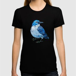 L'il Lard Butt Graphic Scrub Jay T-shirt