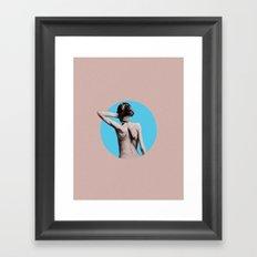 Strch Framed Art Print
