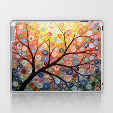 Reaching For the Light Laptop & iPad Skin