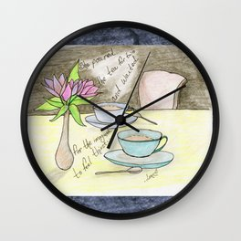 For Two Wall Clock