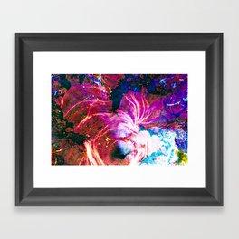 The Core Framed Art Print