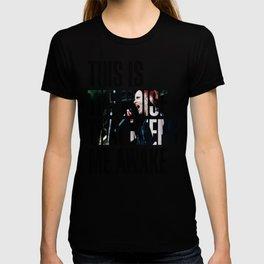 Garbage - 'Push It' lyrics T-shirt