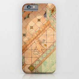 Courtyard iPhone Case
