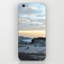 On top of Africa iPhone Skin