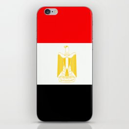 Flag of Egypt iPhone Skin