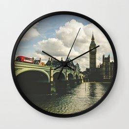 London 16 Wall Clock