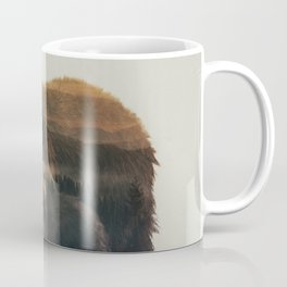 Grizzly & Cub Coffee Mug