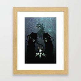 Things That Never Were Framed Art Print