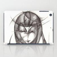 ace iPad Cases featuring Ace by Kaoru Ishida