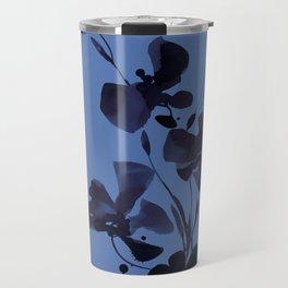 Organic Impressions 334t by Kathy Morton Stanion Travel Mug