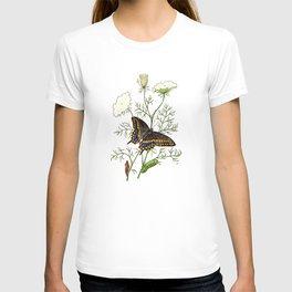 Black Swallowtail T-shirt