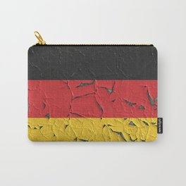 Old Germany flag Carry-All Pouch