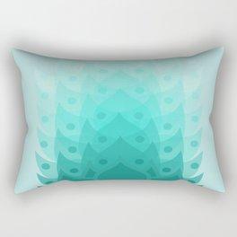 Lotus Sea Rectangular Pillow