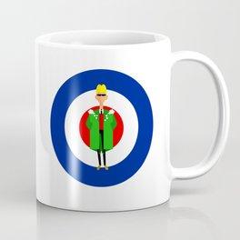 The Mod Coffee Mug