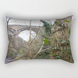 Water of Leith Edinburgh 2 Rectangular Pillow