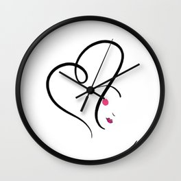 This is it ©SABET Wall Clock