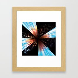 Higgs Framed Art Print