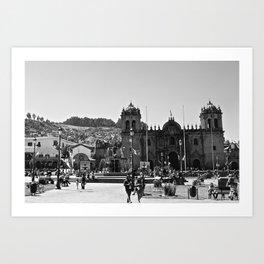 Cuzco, Peru Art Print