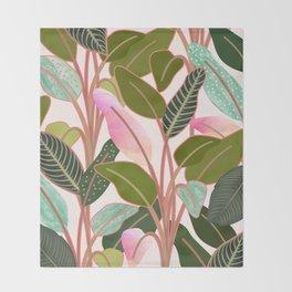 Color Paradise #society6 #decor #buyart Throw Blanket