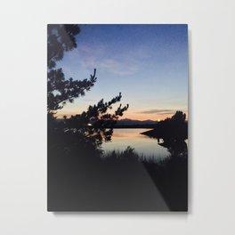 Endless Skies Metal Print