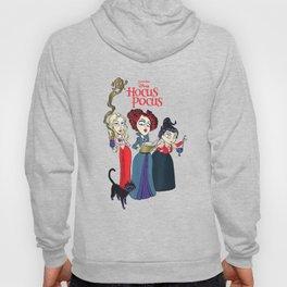 Hocus Pocus Sanderson Sisters Witch Hoody