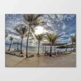 Club Natale Canvas Print
