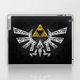 Zelda Hyrule Laptop & iPad Skin