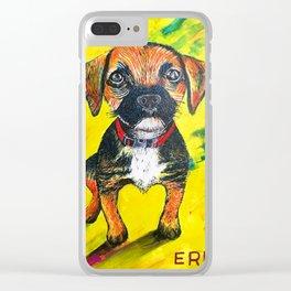 Hello Ernie Clear iPhone Case